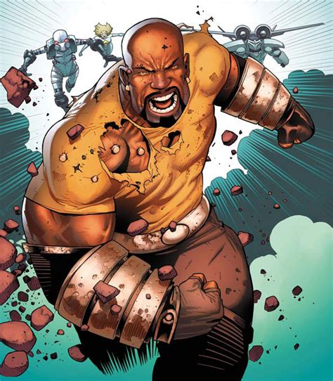 s mike colter nabs luke cage for marvel