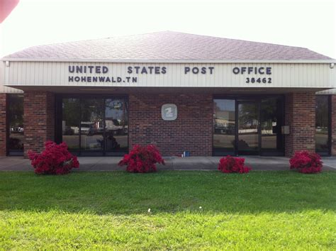 Post Office Tn by Hohenwald Tennessee Post Office Post Office Freak