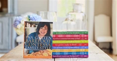 barefoot contessa cookbook recipe index barefoot contessa family style cookbooks barefoot contessa
