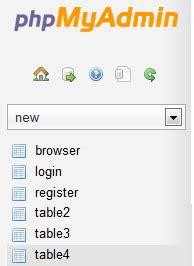 Rename Table Mysql by Php Mysql Drupal Htaccess Robots Txt Phponwebsites
