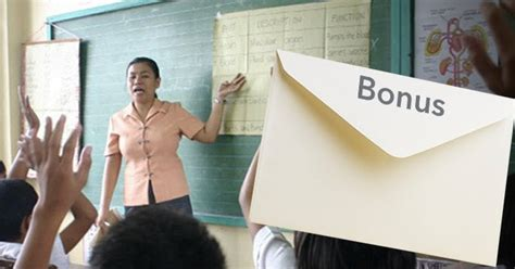 8 Bonuses Of Getting Really by Teachers Finally Get Bonuses Deped Lp S