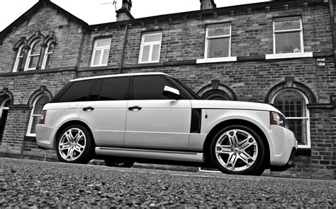 white range rover wallpaper range rover black and white wallpaper hd wallpapers