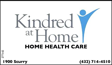 kindred at home in big tx 432 714 4512