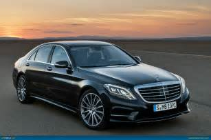 Mercedes S Calss Ausmotive 187 2014 Mercedes S Class Revealed