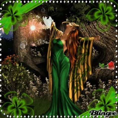 imagenes de hadas verdes hechisera del bosque encantado picture 94737974 blingee com