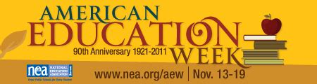 themes for american education week american education week ideas for 2012 just b cause