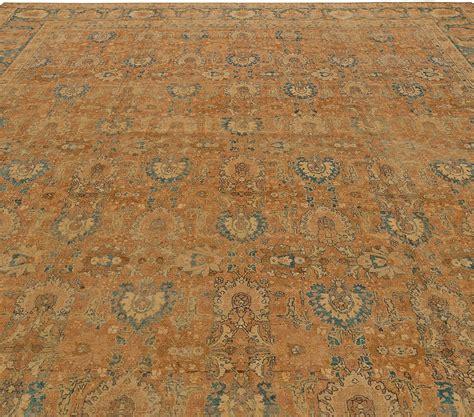 Antique Persian Tabriz Carpet Bb5648 By Doris Leslie Blau Rugs Tabriz