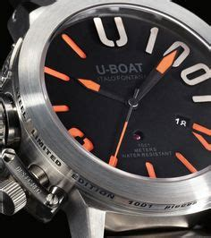 U Boat Turbilon Orange memorigin tourbillon watches from hong kong