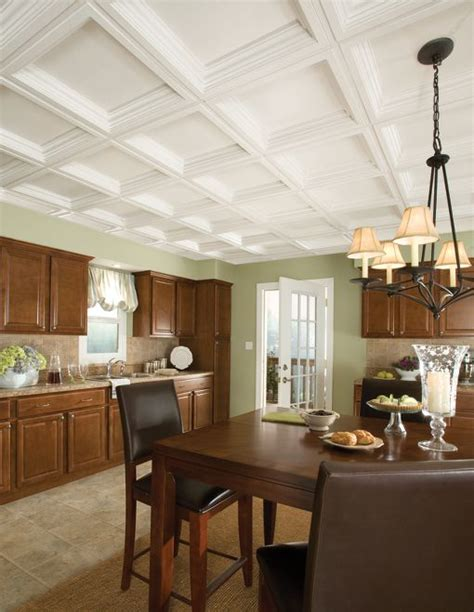 Coffered Drop Ceiling by Solutions For Ceilings Erin Spain