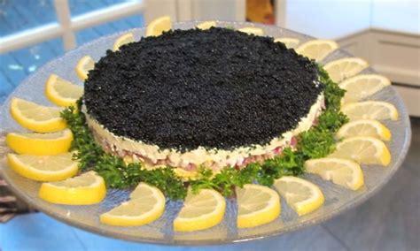 caviar pie huffpost
