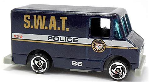 Hotwheels Combat Medic Swat Blue letter getter combat medic 70mm 1977 wheels