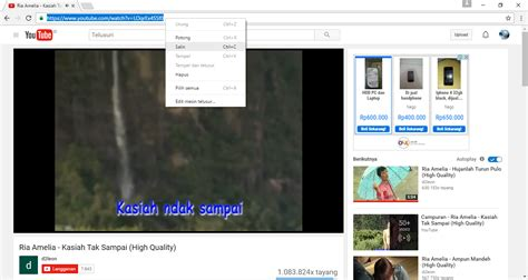 download youtube caranya cara download video dari youtube tanpa software info