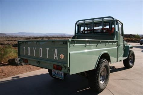 Toyota Fj45 For Sale Two Votes For Rust Free 1967 Toyota Fj45 Bring A Trailer