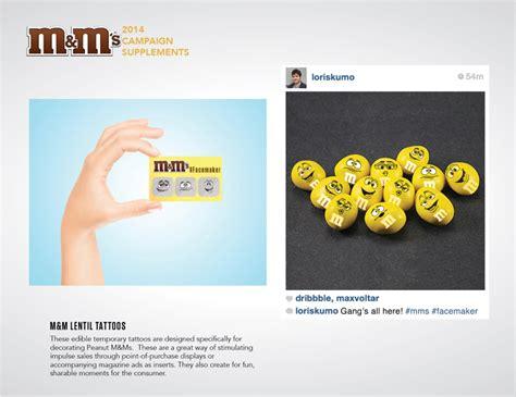 m supplements m m s 2014 caign supplements daniel miller creative