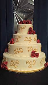 Wedding Program Designs The Happy Tart Wedding Cake Falls Church Va Weddingwire