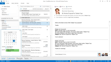 outlook 2013 template microsoft outlook 2013 on pcworld