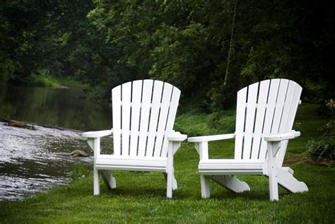 Adirondack Chair White by White Wooden Adirondack Chairs Prop Home Decors Unique