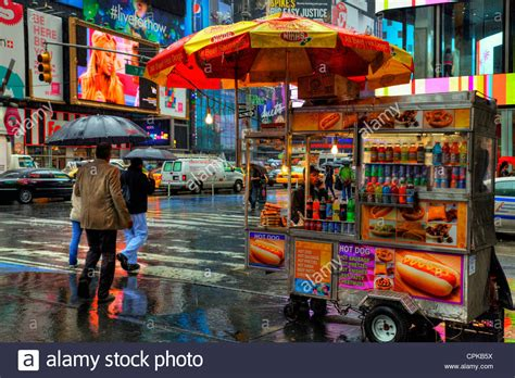 free puppies nyc typical vendor selling dogs from cart in new york stock photo royalty