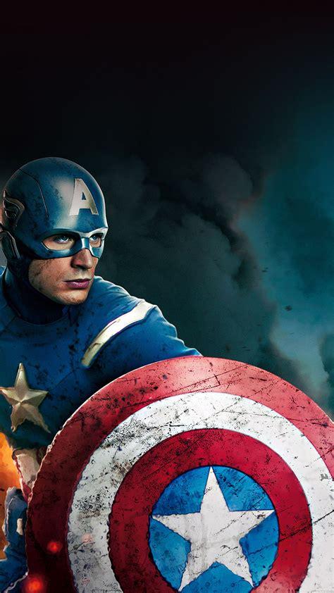 captain america wallpaper portrait ab21 wallpaper captain america avengers illust film