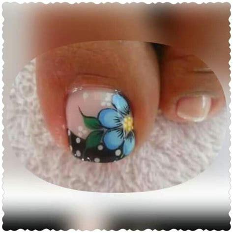imagenes de uñas pintadas en gris las 25 mejores ideas sobre u 241 as decoradas de pies en