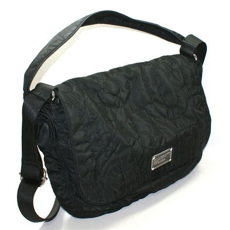 Marc Jacob Bag 32 marc by marc black 13 inch laptop bag messenger bag m3122159 marc by marc
