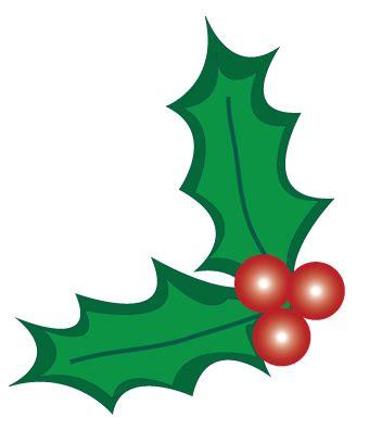 christmas holly clip art many interesting cliparts