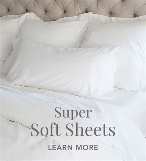 Softest Sheets Ever | the softest best sheets ever by boll and branch organic