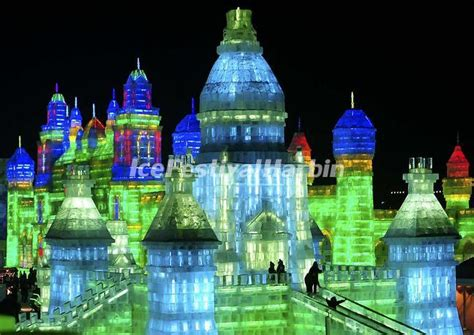 ice city ice city of china visiting harbin in winter harbin ice