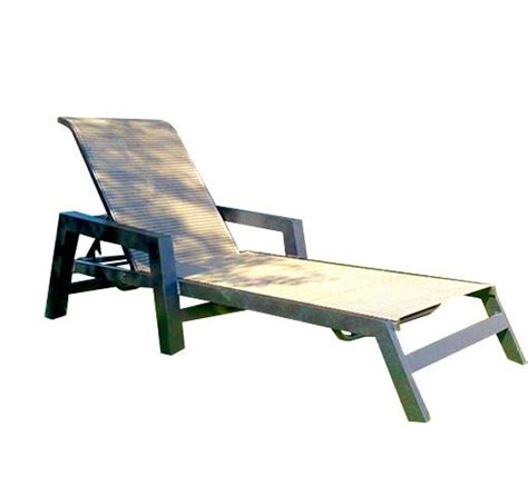 commercial chaise lounges m 150 millennium commercial sling chaise lounge florida