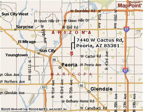 peoria arizona map car insurance home insurance quote motorcycle insurance rv