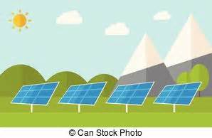 Solar panels vector clipart and illustrations 5 572