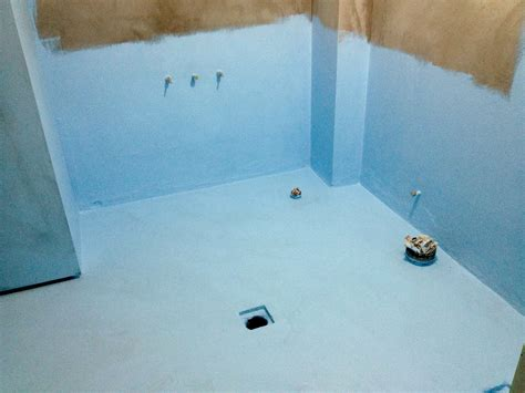 waterproof bathroom fresh elegant bathroom waterproofing around pipes 21425