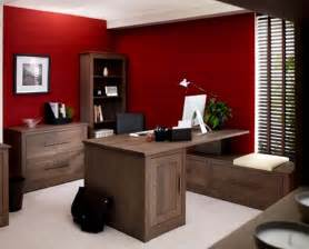 modern office with color d s furniture