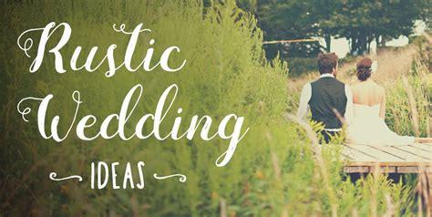 Wedding Banner Ideas by Rustic Wedding Ideas 19 Wedding Planners Amazing