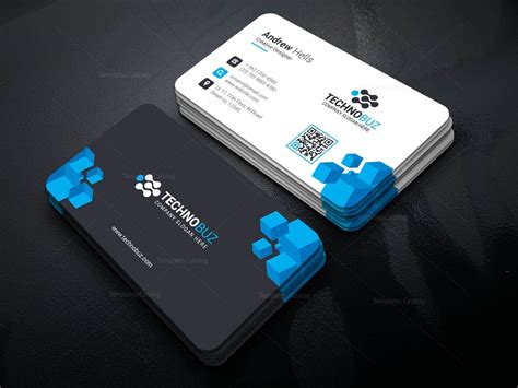 business cards templates one oceanus creative corporate business card template 001361