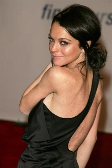 Lohan Nip Slip by Pictures