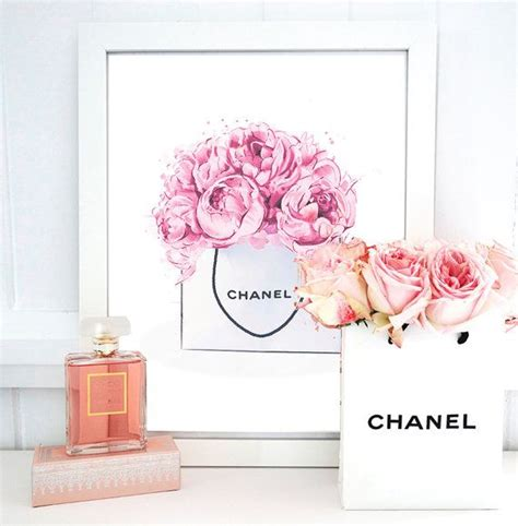 25 best ideas about chanel wall on chanel