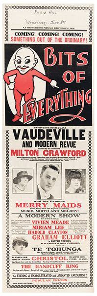 modern vaudeville poster www pixshark com images
