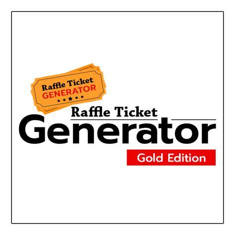 Online Giveaway Generator - raffle ticket generator gold editions w 6 months support wordpress raffle ticket