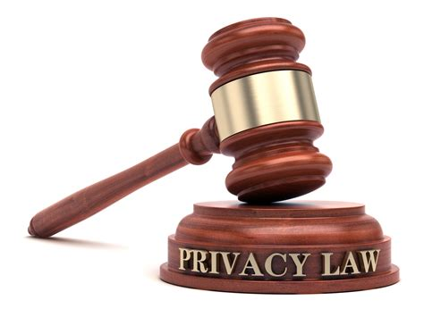 in law are website privacy policies required by law