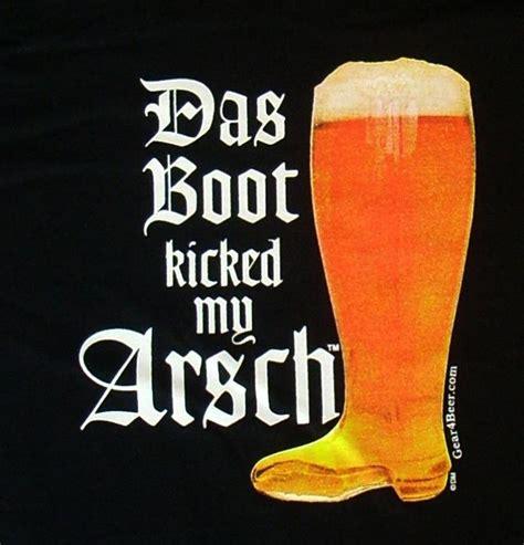 das boot t shirt black germansteins