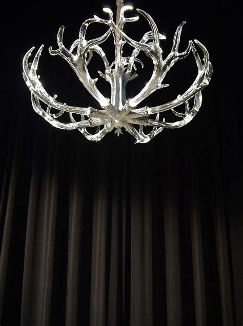 Pin By Hager Baldwin Properties On Interiors Pinterest Glass Antler Chandelier