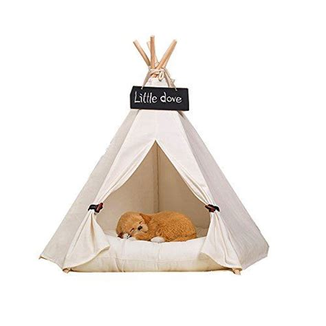 dog teepee bed 1000 ideas about dog tent on pinterest cat teepee dog