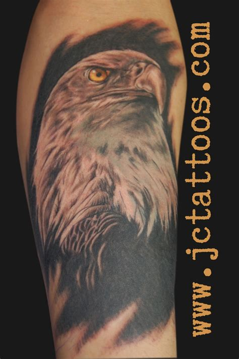 tattoo eagle realistic 43 best realism effects in tattoos
