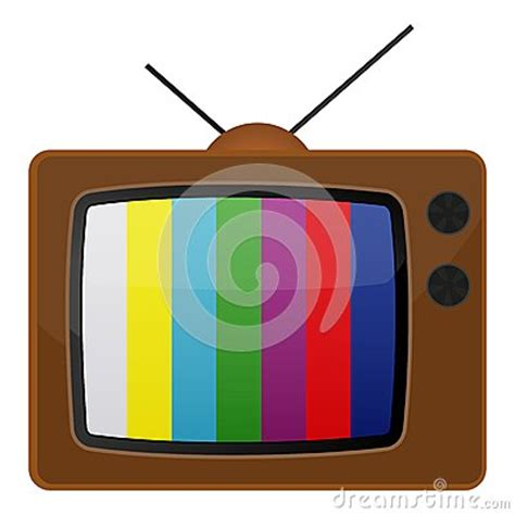 tv test pattern stock images royalty free images retro tv eps 10 royalty free stock photos image 30513678