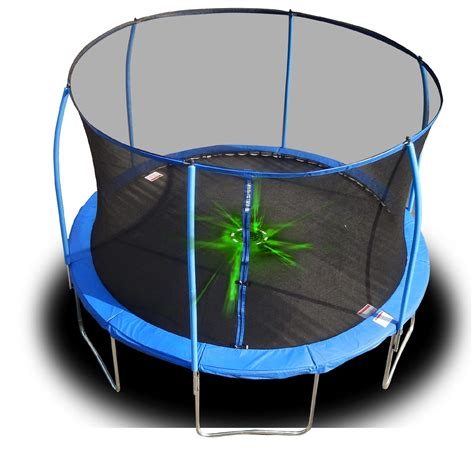 lighted 12 outdoor troline bounce into kmart