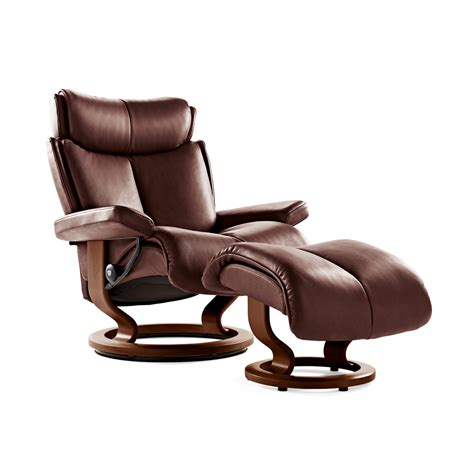 stressless style recliners stressless magic medium chair and footstool jarrold norwich