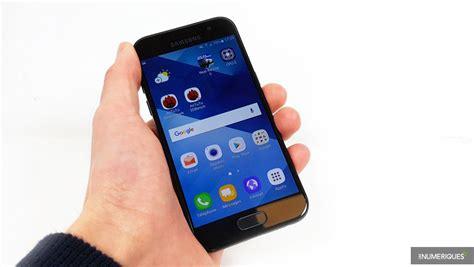 Anticrack Samsung Galaxy A3 2017 samsung galaxy a3 2017 test complet smartphone les num 233 riques