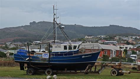 fishing boat jobs new zealand fishing boat for sale seen at bluff southland new