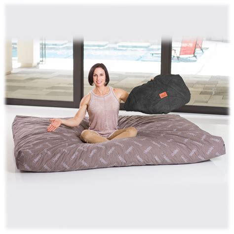 convertible bean bag bed cordaroy s convertible bean bag chair bed